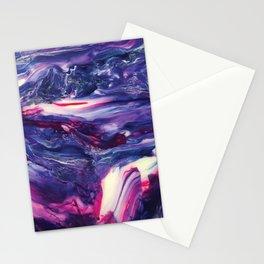 Hypnotic Hybrid - Painting Stationery Cards