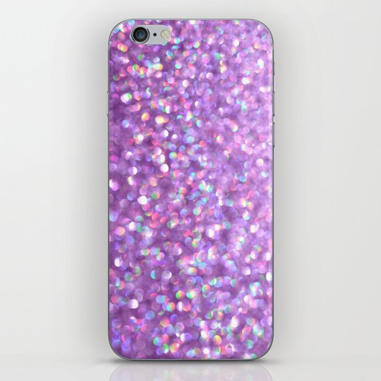 La La Lavender iPhone & iPod Skin