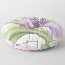 soft focus Floor Pillow
