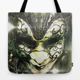 Venice -- A Fractal Dream in the City of Masks Tote Bag