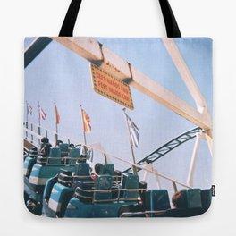 Coaster Tote Bag