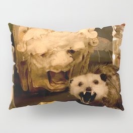 Curious Beasts Pillow Sham