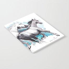 Horses (Mom&kid) Notebook