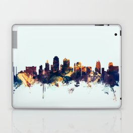 Kansas City Skyline Laptop & iPad Skin