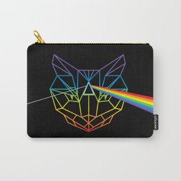 Cat Floyd- Dark Side of the Moon Carry-All Pouch