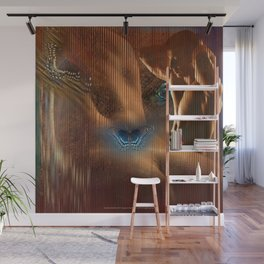 MadMan Butterfly Wall Mural