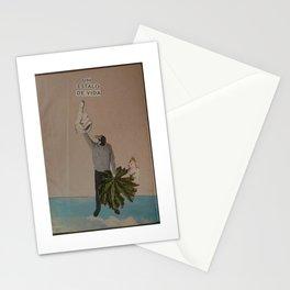 Um estalo de vida Stationery Cards