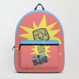 Say cheese! collection: Diana camera Backpack