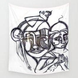 Dream whisper Wall Tapestry