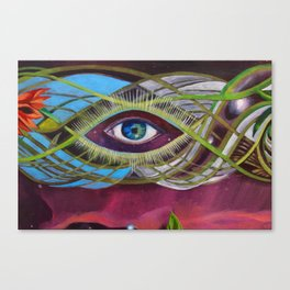Unified Vision- Detail Canvas Print