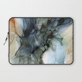 Southwestern Desert Abstract Landscape Inspired Laptop Sleeve