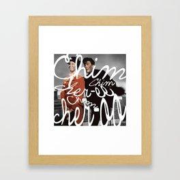 Chim  Framed Art Print