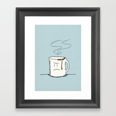 Fika Framed Art Print