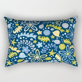 Tidal Pool Rectangular Pillow