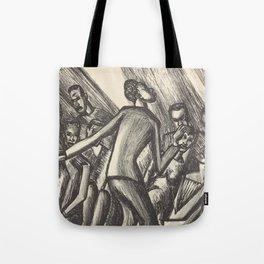 Spirituals by Lillian Richter Tote Bag