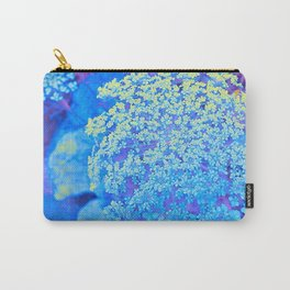 Queen Anne's Lace in Color Carry-All Pouch