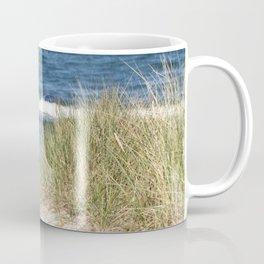 Sand Dune of Island Ruegen Coffee Mug