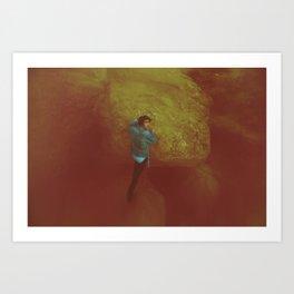 Canela Winds Art Print