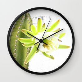 Spiky Delight Wall Clock