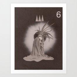 Exile (no. 6) Art Print