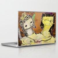 brooklyn Laptop & iPad Skins featuring Brooklyn by M a t i l d a    S t o n e
