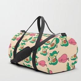 Acroyoga Avocado Love Duffle Bag