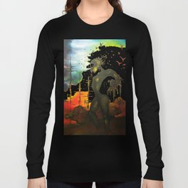 Tree Bark Long Sleeve T-shirt