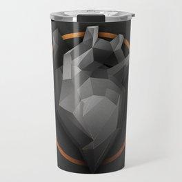 Golden Circle Travel Mug