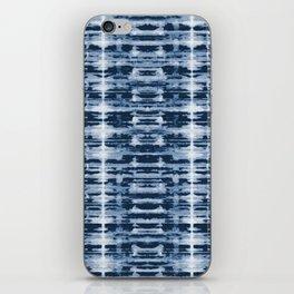 X-Ray Shibori Stripes iPhone Skin