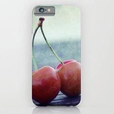 Cherry Kiss iPhone 6s Slim Case