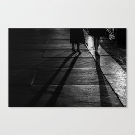 After Party Canvas Print