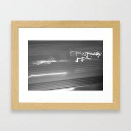 NOTAS Framed Art Print