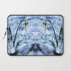 First sign of spring Laptop Sleeve