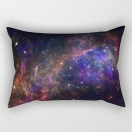 Star Field Rectangular Pillow