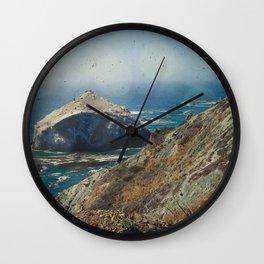 Big Sur - Prolific Monolithic Fantastic Wall Clock