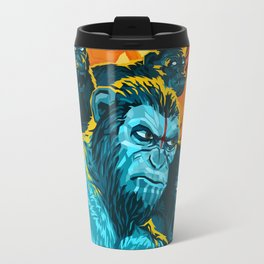 Dawn Of The Planet Of The Apes Travel Mug