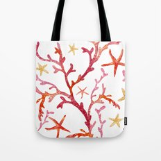 Sea Life Pattern 10 Tote Bag