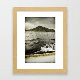 Oceanscape Framed Art Print