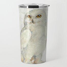 SnowOwl Travel Mug