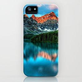 Lake Louise - Alberta, Canada Landscape iPhone Case
