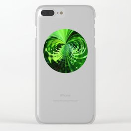 It's Wet in the Jungle Clear iPhone Case