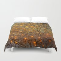 philippines Duvet Covers featuring Magical 02 by The Last Sparrow