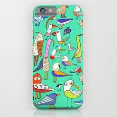 Tweet Tweet Tweet. iPhone 6s Slim Case