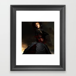 Innocence Epoch Framed Art Print
