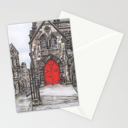 The Royal Mile Stationery Cards