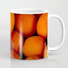 Beautiful peach fruit pattern Coffee Mug