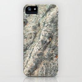 Natural Rock Impressions (Lake Tahoe, California) iPhone Case