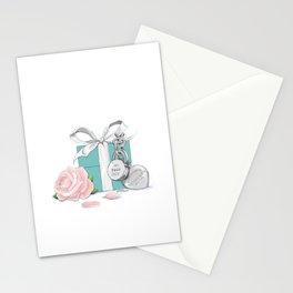 Tiffany Rose Stationery Cards