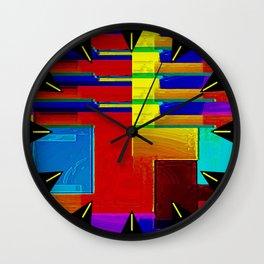 Don't Fret Wall Clock