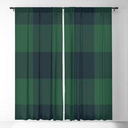 rainforest pattern Blackout Curtain